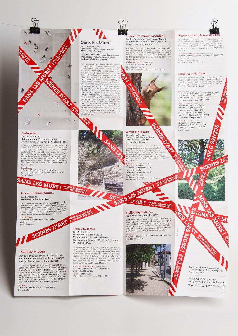Spirale - Sans les murs 2011